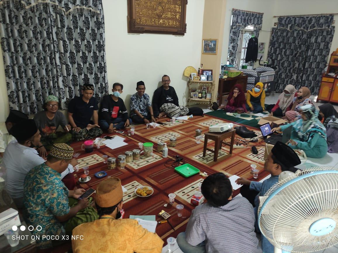 Spirit Baru IKBAL Qomaruddin Pusat Berjuang Perkuat Silaturahmi Alumni Yayasan